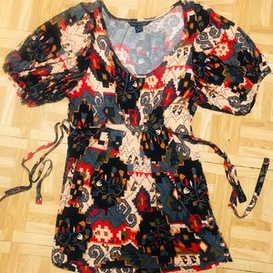 French Connection tunic dress 6